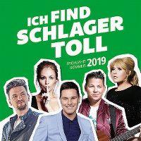 Cover  - Ich find Schlager toll - Frühjahr Sommer 2019