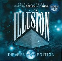 Cover  - Illusion 2010 - The Aries Edition