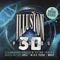 Cover  - Illusion 30 Years