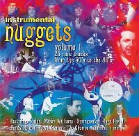 Cover  - Instrumental Nuggets Volume 1