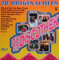 Cover  - It's My Discothek Vol. 7