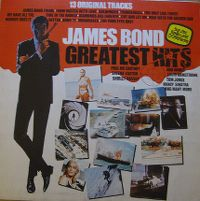 Cover  - James Bond - Greatest Hits