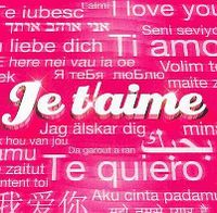 Cover  - Je t'aime