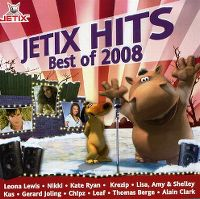 Cover  - Jetix Hits - Best Of 2008