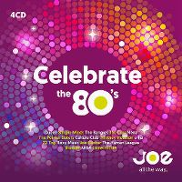 Cover  - Joe - Celebrate The 80's