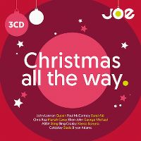 Cover  - Joe - Christmas All The Way