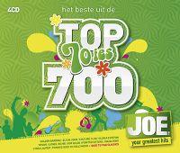 Cover  - Joe FM - Het beste uit de 70ies Top 700