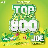 Cover  - Joe FM - Het beste uit de 80ies Top 800 volume 2