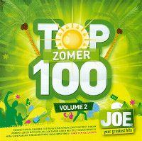 Cover  - Joe FM - Zomer Top 100 volume 2