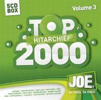 Cover  - Joe FM Hitarchief Top 2000 Volume 3