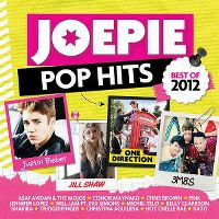 Cover  - Joepie Pop Hits - Best Of 2012