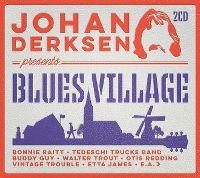 Cover  - Johan Derksen Presents Blues Village