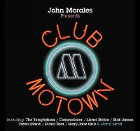 Cover  - John Morales Presents Club Motown