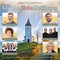 Cover  - Jürgen Fliege präsentiert: Glaube Liebe Hoffnung