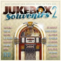 Cover  - Jukebox Souvenirs 2 - More Unforgettable Memories From The Vinyl Days