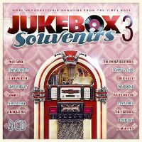 Cover  - Jukebox Souvenirs 3 - More Unforgettable Memories From The Vinyl Days