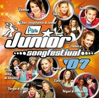 Cover  - Junior Songfestival '07