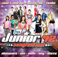 Cover  - Junior Songfestival '12