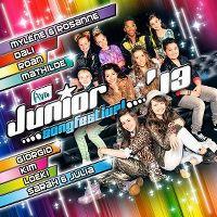 Cover  - Junior Songfestival '13