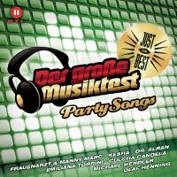Cover  - Just The Best - Der große Musiktest - Party Songs
