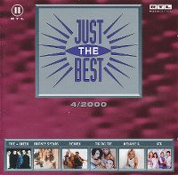 Cover  - Just The Best 4/2000