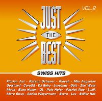 Cover  - Just The Best Swiss Hits Vol. 2