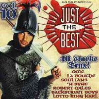 Cover  - Just The Best Vol. 10