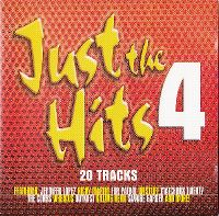 Cover  - Just The Hits: 4