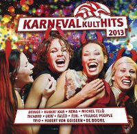 Cover  - Karneval Kult Hits 2013
