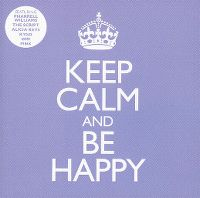 Cover  - Keep Calm And Be Happy