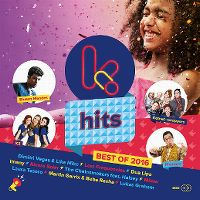 Cover  - Ketnet Hits - Best Of 2016
