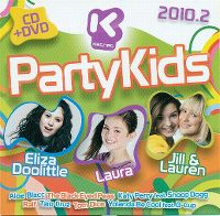 Cover  - Ketnet PartyKids 2010.2