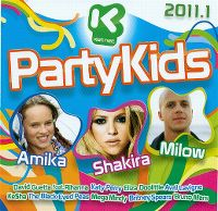 Cover  - Ketnet PartyKids 2011.1