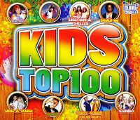 Cover  - Kids Top 100 (2012)
