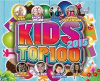 Cover  - Kids Top 100 - 2015