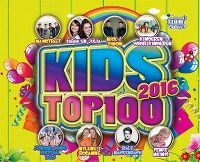 Cover  - Kids Top 100 - 2016