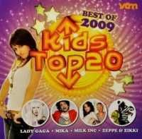 Cover  - Kids Top 20 - Best Of 2009