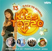 Cover  - Kids Top 20 13 - Back To School