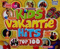 Cover  - Kids vakantie hits Top 100