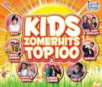 Cover  - Kids Zomerhits Top 100
