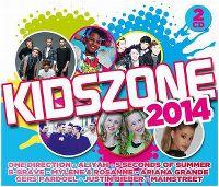 Cover  - Kidszone 2014