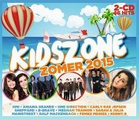 Cover  - Kidszone zomer 2015
