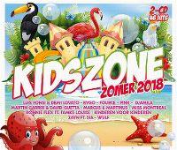 Cover  - Kidszone zomer 2018