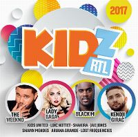 Cover  - Kidz RTL 2017