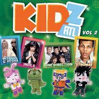 Cover  - Kidz RTL vol. 2