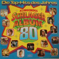 Cover  - Klingendes Schlageralbum '80