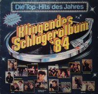 Cover  - Klingendes Schlageralbum '84