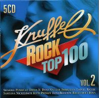 Cover  - Knuffelrock Top 100 vol. 2