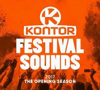 Cover  - Kontor - Festival Sounds - 2017 The Opening Season