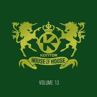 Cover  - Kontor - House Of House - Volume 13